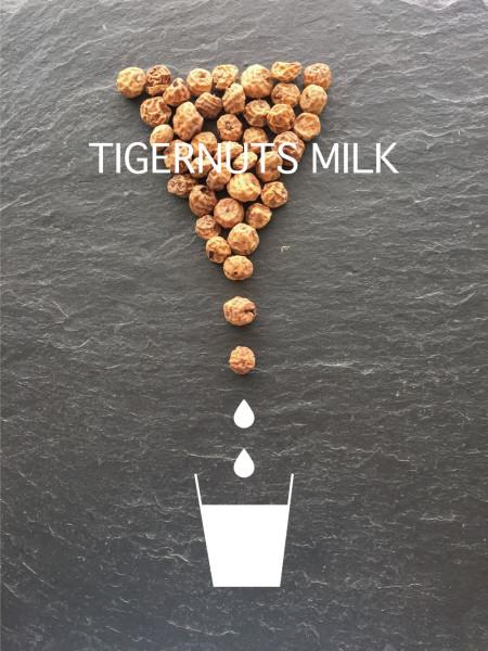 タイガーナッツミルク オルチャータ